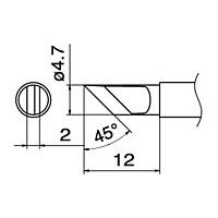 Серия T12 (FM-2027. FM-2028). Специальные типы