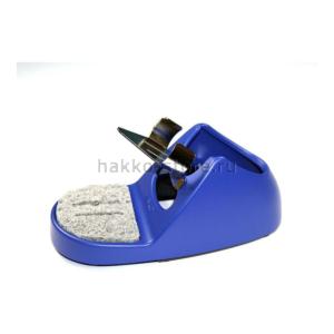 Подставка Hakko FH800-04BY с чистящей губкой под термопинцет