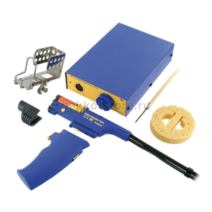 Демонтажный пистолет Hakko FM-2024 с подставкой и блоком управления